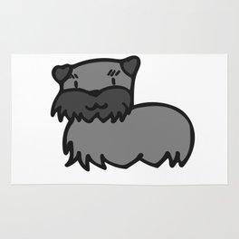 Scotish Terrier Pup Rug