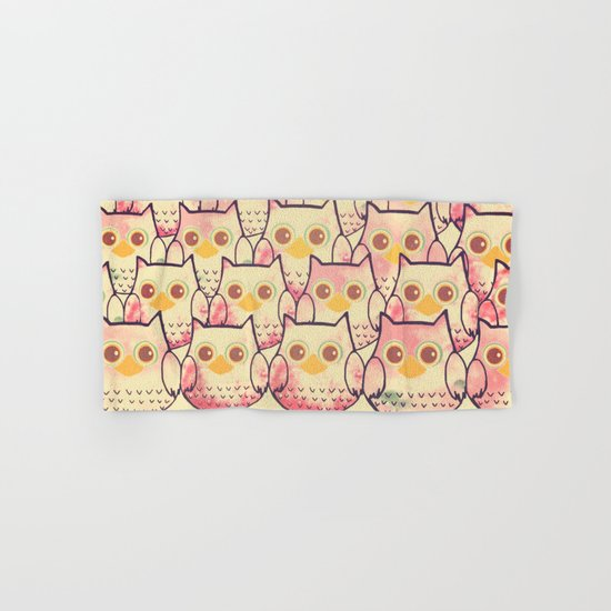 owl-347 Hand & Bath Towel