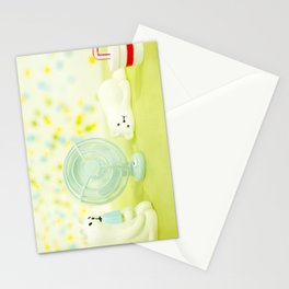 Chilling Too Stationery Cards