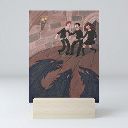 The Trap Door Mini Art Print