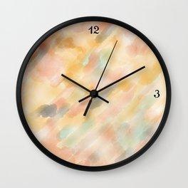 Emotional balance Wall Clock
