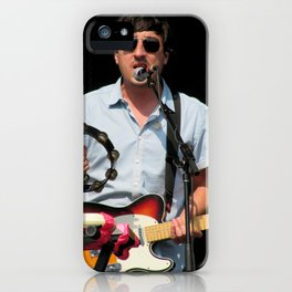 ed droste // grizzly bear iPhone Case
