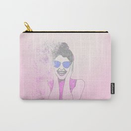 Pop chic Carry-All Pouch