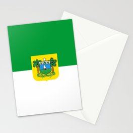 Flag of rio grande do norte Stationery Cards