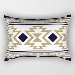 Aztec Ethnic Pattern Art N10 Rectangular Pillow