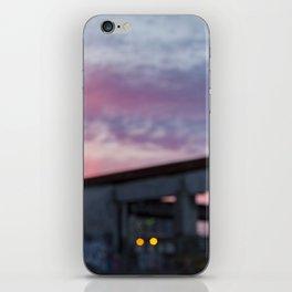 Truss iPhone Skin