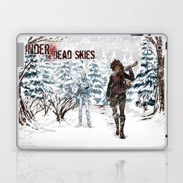 Under the Dead Skies - Snow Laptop & iPad Skin