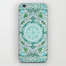 Balance of Nature Healing Mandala iPhone Skin