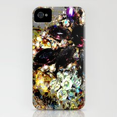 Old Bling  iPhone (4, 4s) Slim Case