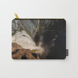 Fear of Heights - Palouse Falls Carry-All Pouch