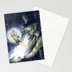 Shadow Man 3 Stationery Cards