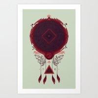 Cosmic Dreaming Art Print