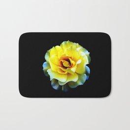 Blossom... (Yellow) Bath Mat