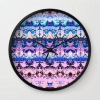 zen Wall Clocks featuring Zen. by Assiyam