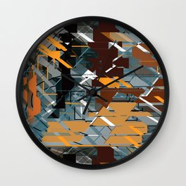 Name of the Wind 5: kvothe Wall Clock