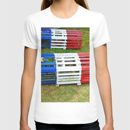 Acadian Lobster Traps T-shirt