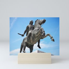 Alexander the Great Mini Art Print