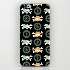 Teen skulls iPhone & iPod Skin