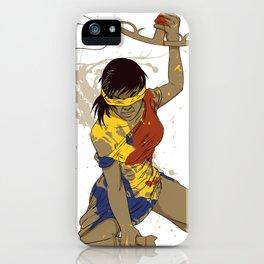 Blind Justice iPhone Case