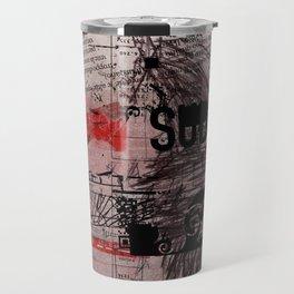 misprint 102 Travel Mug