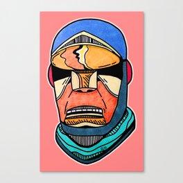 Cyclops Robot Canvas Print