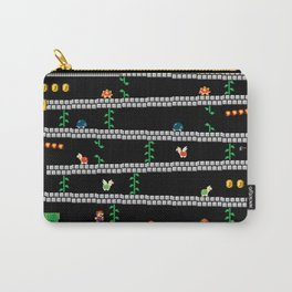 Super Mario x Donkey Kong level mockup Carry-All Pouch