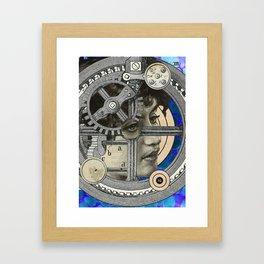Target X24 - Inner Workings Framed Art Print
