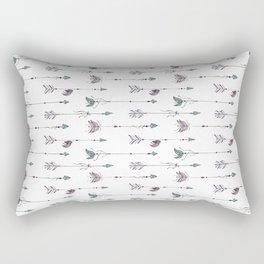Boho Arrows Set 2 Rectangular Pillow
