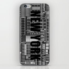 BUILDINGS SERIES 1 iPhone Skin