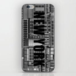 BUILDINGS SERIES 1 iPhone Skin