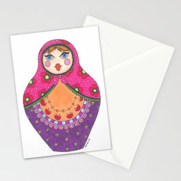 Matrioska Stationery Cards