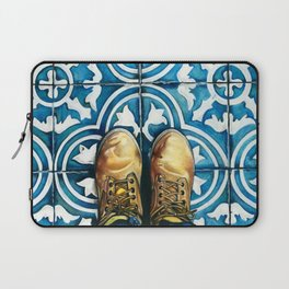 Art Beneath Our Feet - Mexico City Laptop Sleeve