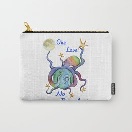One Love No Boundaries Carry-All Pouch