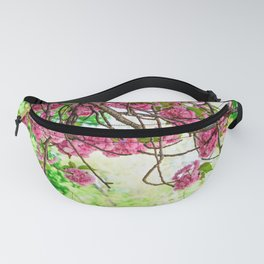 Fresh Blossoms Fanny Pack