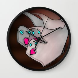 Witching hour 3 Wall Clock