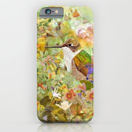 Spring Arrival iPhone Case
