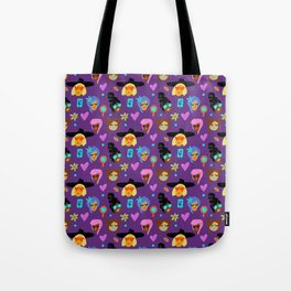 GIRLS PATTERN Tote Bag