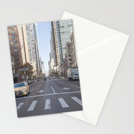 New York City Street Stationery Cards