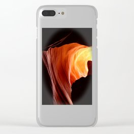 Nature´s Art Clear iPhone Case