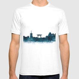 Kyoto Skyline T-shirt