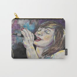 Jazz Singer 2 Carry-All Pouch