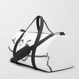 Cute _ Funny Cat Pun Duffle Bag