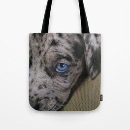 My Dixie Blue Tote Bag