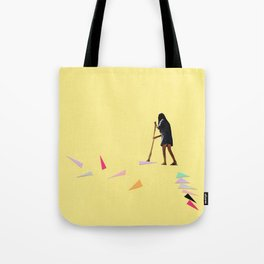 Swept Away Tote Bag