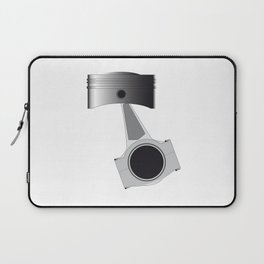 Isolated Auto Piston Laptop Sleeve