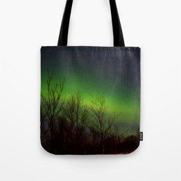 Arctic Lights Tote Bag