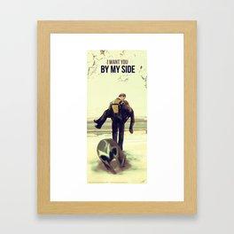 Xmen First Class Framed Art Print