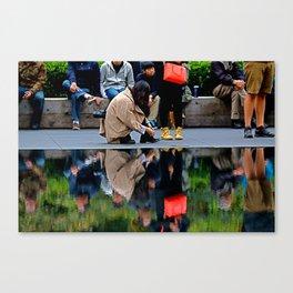 Millennium Park Canvas Print