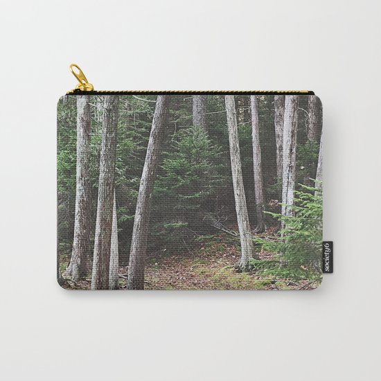 Maine Woods Carry-All Pouch