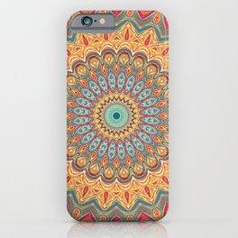Jewel Mandala - Mandala Art iPhone Case